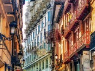 Calle de Huertas - @pilarmarth