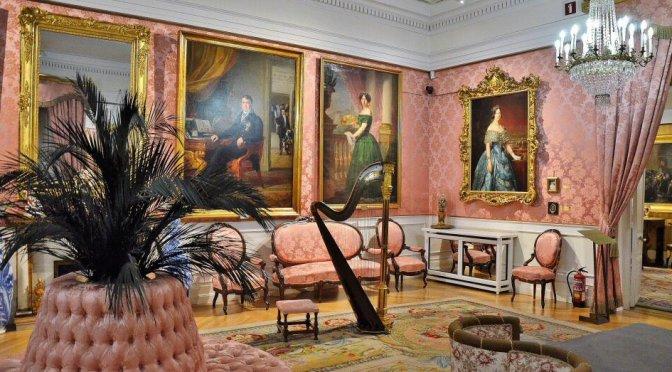Visita guiada Museo del Romanticismo – obras maestras