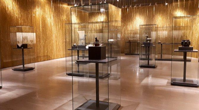 Visita guiada exposición temporal: las artes del metal en Al-Andalus