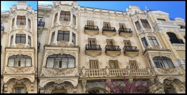Ruta guiada: el Madrid modernista – primera parte