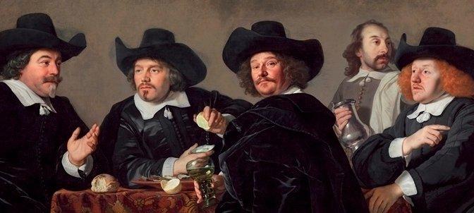 Visita guiada exposición temporal Rembrandt y el retrato en Ámsterdam, 1590-1670