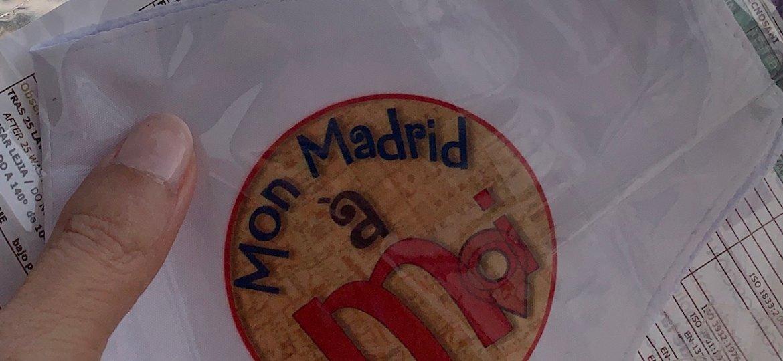 Mascarilla Mon Madrid