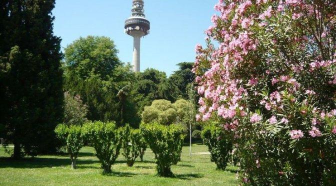 Ruta guiada Parque de la Quinta de la Fuente del Berro
