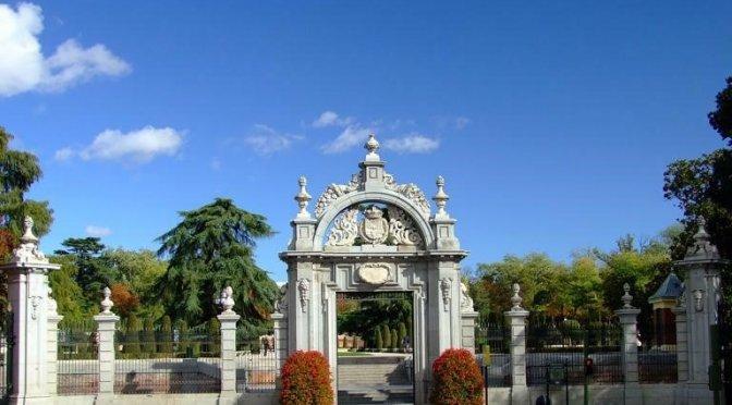 Ruta guiada El Parque del Retiro desde la puerta de Felipe VI al Palacio de Cristal